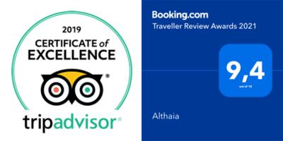 Ξενώνας Αλθαία Reviews